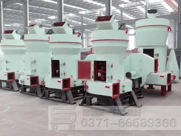 碳酸钙磨粉机
