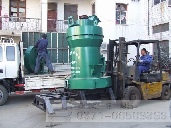 石灰磨粉机