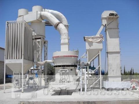矿渣磨粉生产线