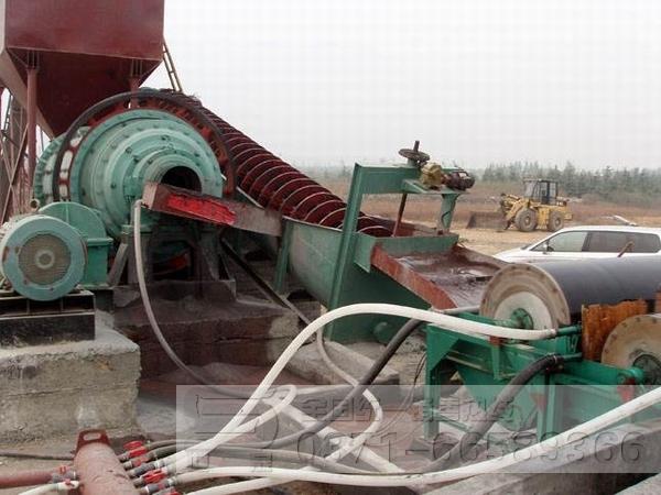 选矿生产线设备