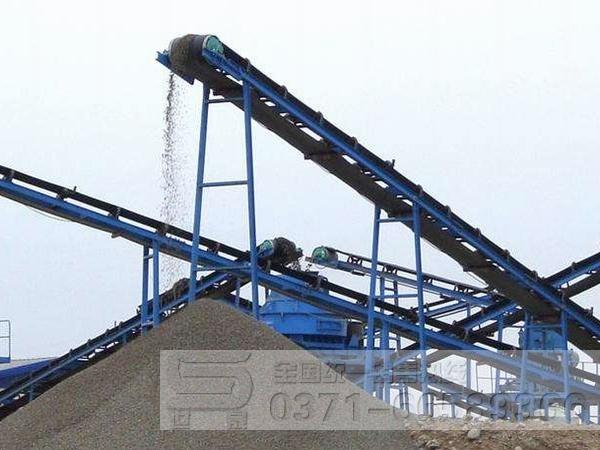 石灰石制砂设备